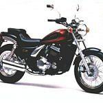 Kawasaki EL250E (1991-93)