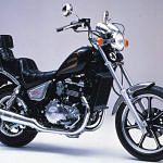 Kawasaki EN400 Vulcan (1986-89)