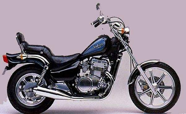 Kawasaki EN400 Vulcan (1990-93)