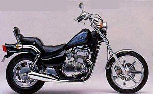 Kawasaki EN500 Valcan (1992-93)