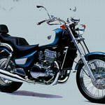 Kawasaki EN 500 Vulcan Classic (1996-99)