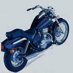 Kawasaki EN 500 Vulcan Classic (2005-09)