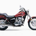 Kawasaki EN 500 Vulcan Classic (2000-04)
