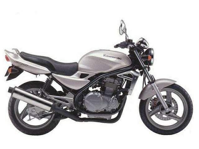 Kawasaki ER-5 Twister (1997-99)