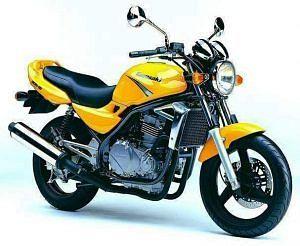 Kawasaki ER-5 Twister (2000-02)