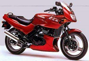 Kawasaki EX400R (1991-95)