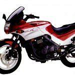 Kawasaki GPz 500S (1989-90)