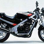 Kawasaki FX400R (1985-89)