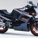 Kawasaki GPX400R (1987-90)