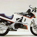 Kawasaki GPX 600R Ninja (1987-88)