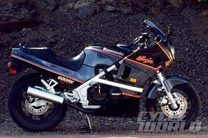 Kawasaki GPX 600R Ninja (1987)