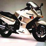 Kawasaki GPX 750R (1990)