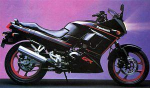 Kawasaki GPX250R (1990-92)