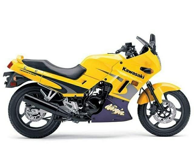 Kawasaki GPX250R (1998-00)