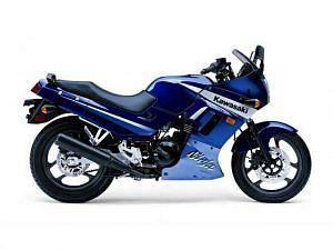 Kawasaki GPX250R (2003-05)