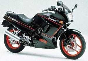 Kawasaki GPX250R (1986-89)