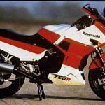 Kawasaki GPX 750R (1988-89)