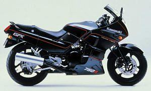 Kawasaki GPX 750R (1986-87)