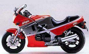 Kawasaki GPz 400R (1987)