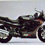 Kawasaki GPZ1000RX (1987)