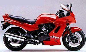 Kawasaki GPZ1100 (1995-96)