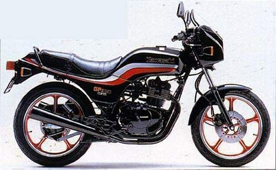 Kawasaki GPZ250 (1983-85)