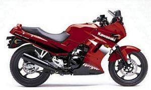 Kawasaki GPz250R (1987)
