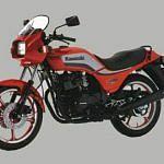 Kawasaki GPZ305 (1983)