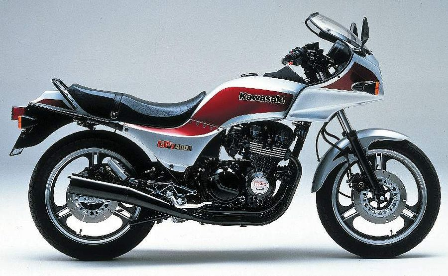 Kawasaki GPZ400F (1983)