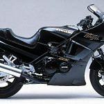 Kawasaki GPz 400R (1988-89)