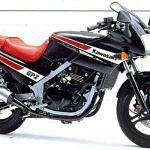 Kawasaki GPZ400S (1986-87)