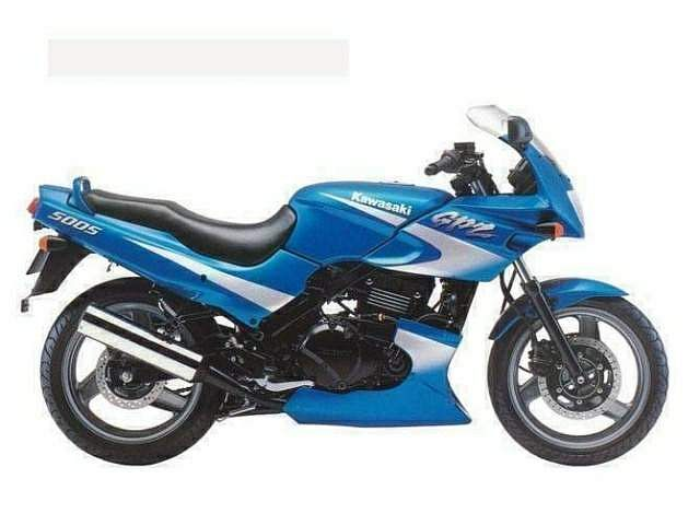 Kawasaki EX500 Ninja (1999-01)