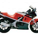Kawasaki GPZ600R Ninja (1985-86)