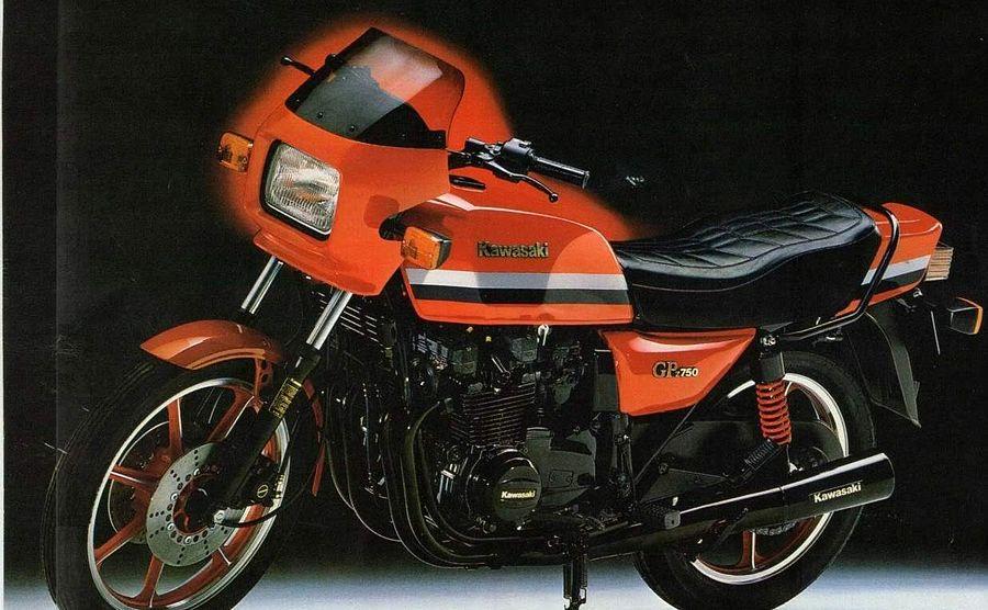 Kawasaki GPZ750 (1982)