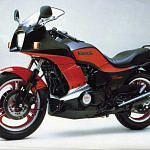 Kawasaki GPz 750 Turbo (1983-85)