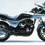 Kawasaki GPZ750F (1983-84)