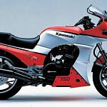 Kawasaki GPz750R Ninja (1985)