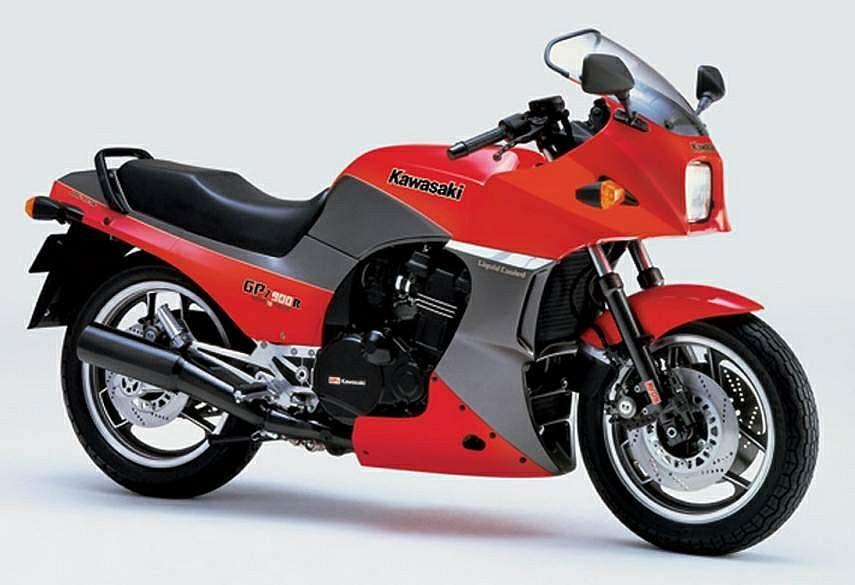 Kawasaki GPz 900R Ninja (1984-85)