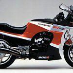 Kawasaki GPz900R Ninja (1986-88)