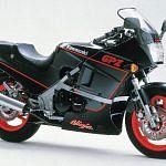 Kawasaki GPZ400R (1986)