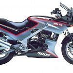 Kawasaki GPz 500S (1991-92)