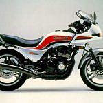 Kawasaki GPZ550 (1983-84)