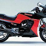 Kawasaki ZX 750R Ninja (1984)
