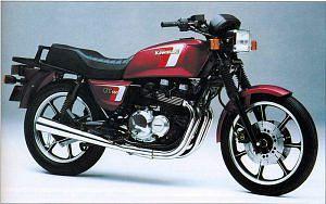 Kawasaki GT550 (1982)