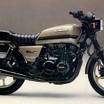 Kawasaki GT750 (1982-87)