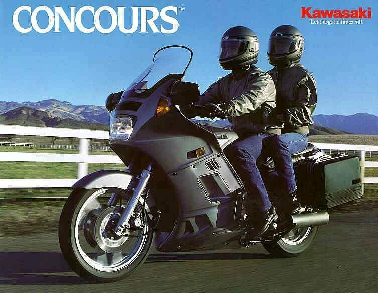 Kawasaki GTR1000 (2001-04)
