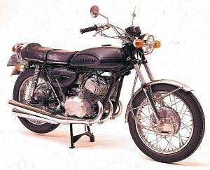 Kawasaki H1 500 Mach III (1969)