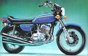 Kawasaki H2 (1972)