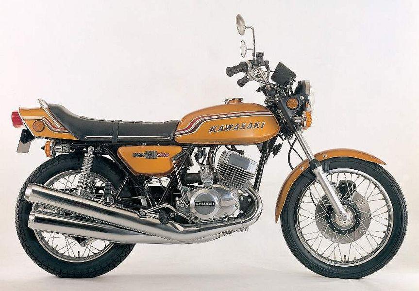 Kawasaki H2 (1971)