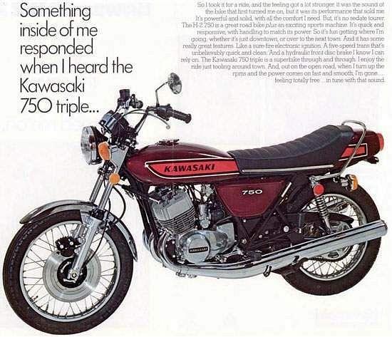 Kawasaki H2 (1975)